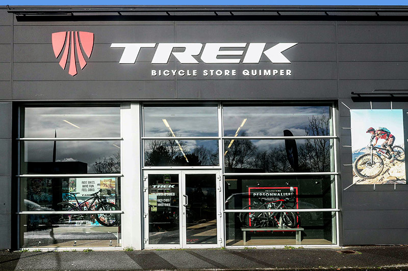 Magasin de vélo Trek Bicycle Store Quimper